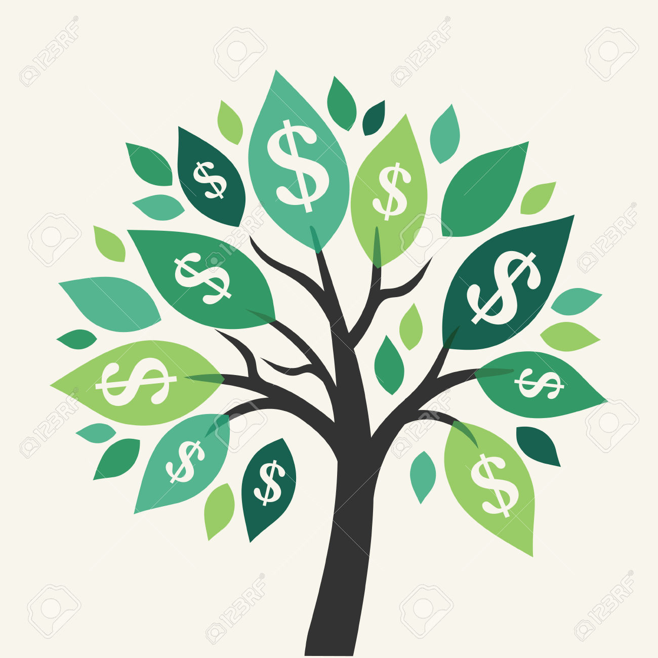 money tree clipart clipground