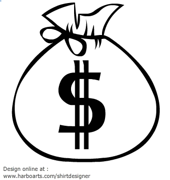 Money Bag Clipart & Money Bag Clip Art Images.