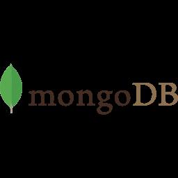 Mongodb Icon of Flat style.