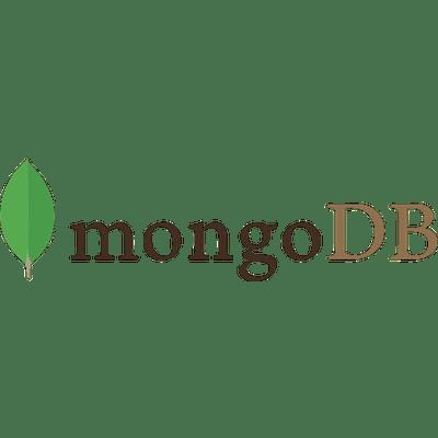 MongoDB Logo transparent PNG.