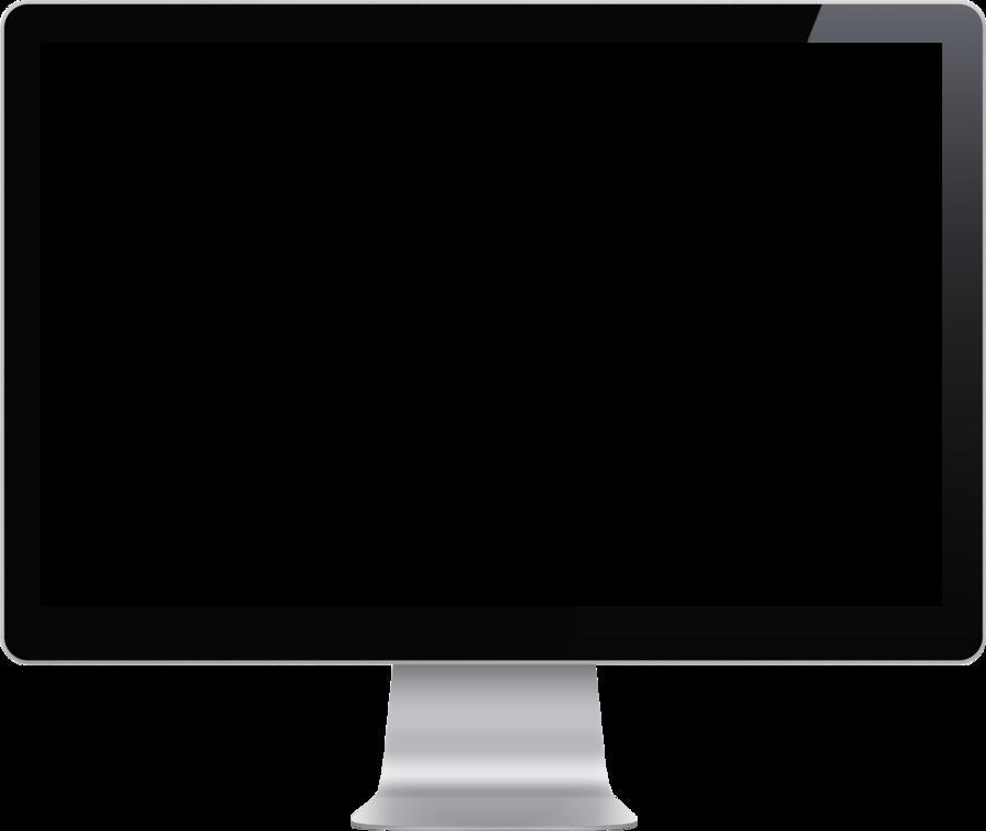 Pin Display Clipart Mac Computer.