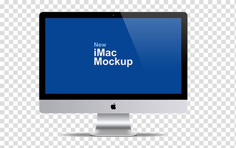 Silver iMac, iPhone X MacBook Pro Mockup iPad, Flat Apple.