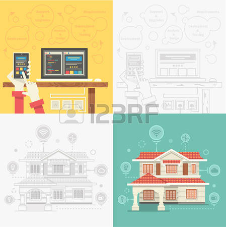 4,465 Monitoring Equipment Cliparts, Stock Vector And Royalty Free.