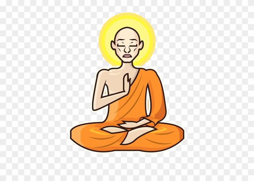 Png Transparent Library Clipart Images Of Buddha.