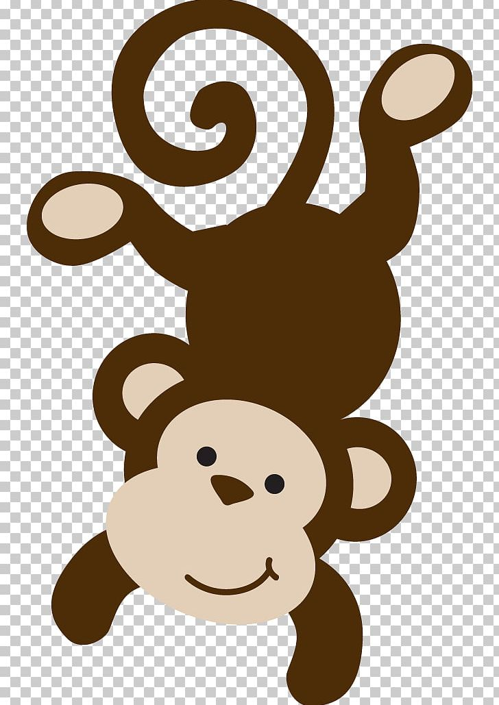 Brown Spider Monkey Infant PNG, Clipart, Animal, Animalmade.