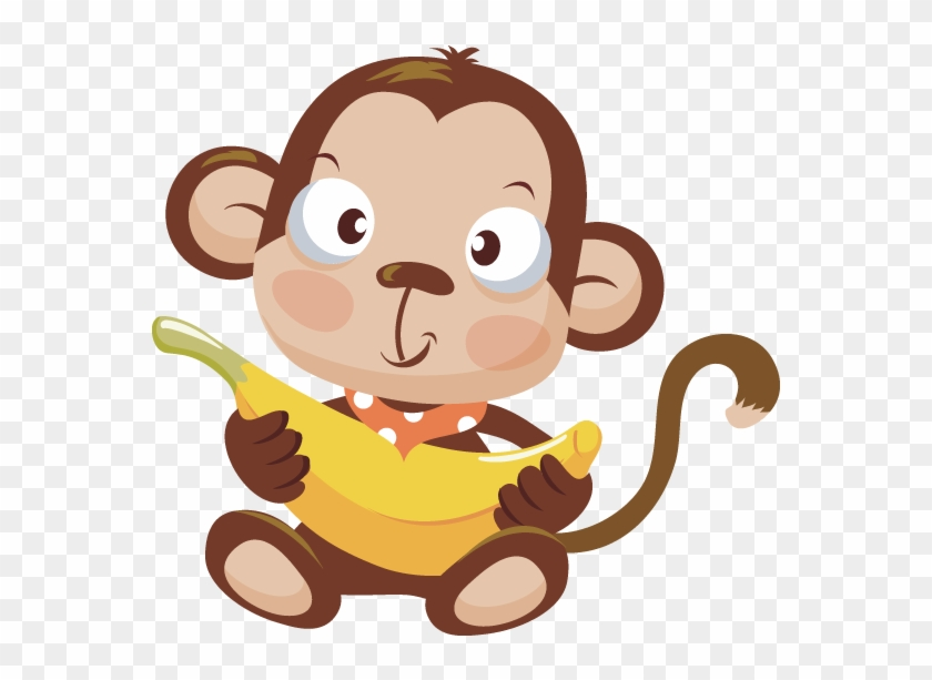 Monkeys Bananas Clipart Png For Free.