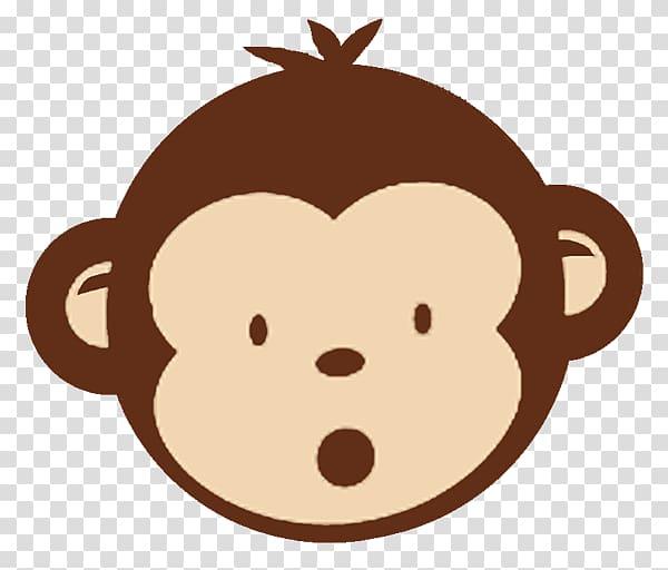 Monkey Birthday , Sock Monkey transparent background PNG.