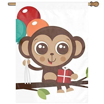 Amazon.com : Dominic Philemon Birthday Monkey Clip Art.