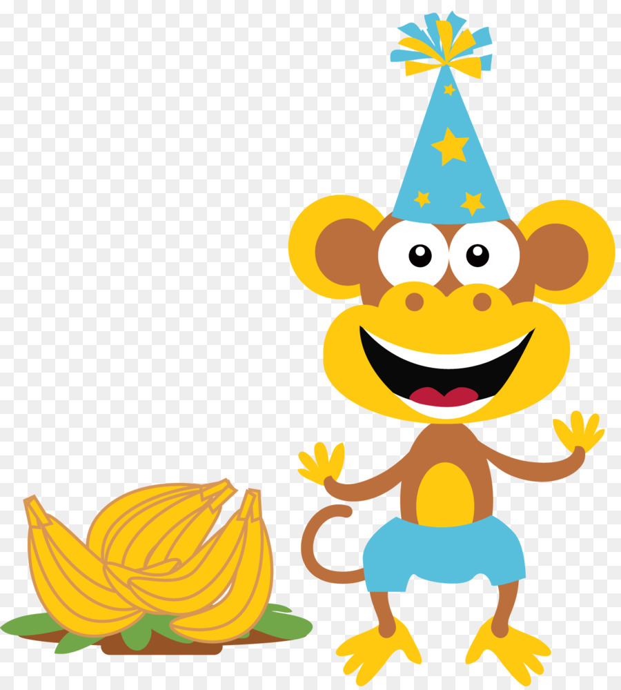 Cartoon Party Hat clipart.