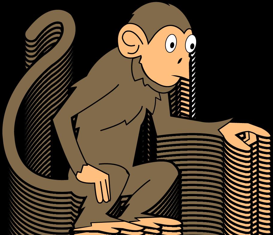Free Monkey Cliparts, Download Free Clip Art, Free Clip Art.
