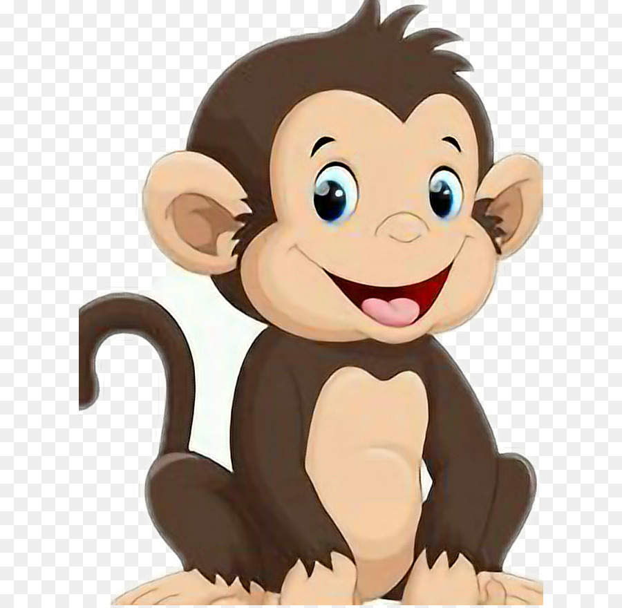 Monkeys clipart cartoon, Monkeys cartoon Transparent FREE.