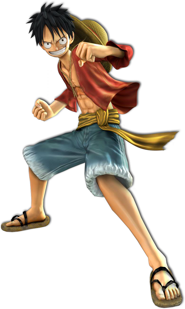 Download Monkey D Luffy PNG Photo 366.