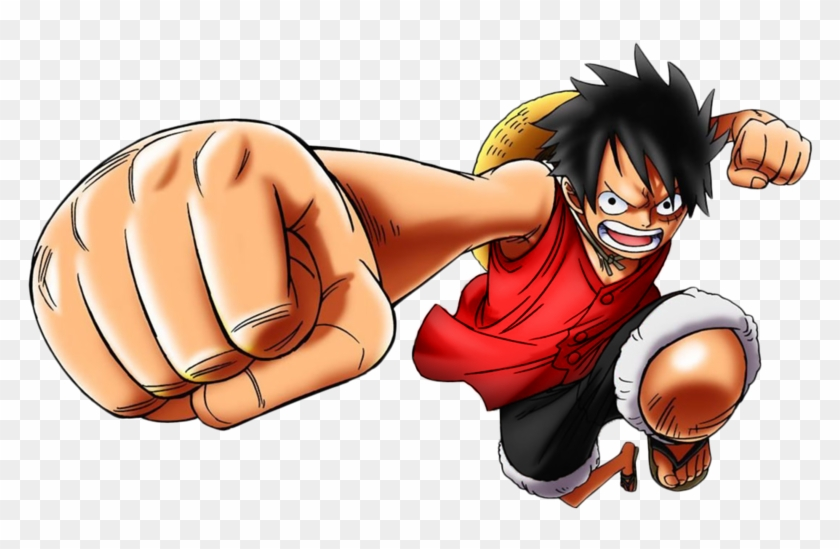 Monkey D Luffy Png Free Download.