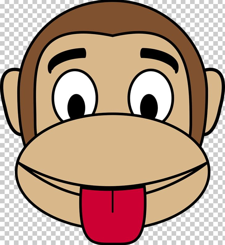 Monkey Face PNG, Clipart, Animals, Cartoon, Cheek, Crying.