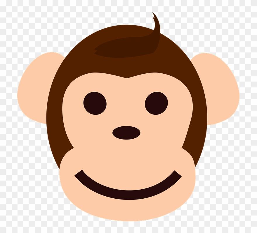 Monkey Cartoon Clipart 10, Buy Clip Art.