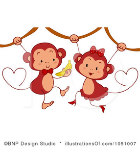 Free Monkey Clipart.