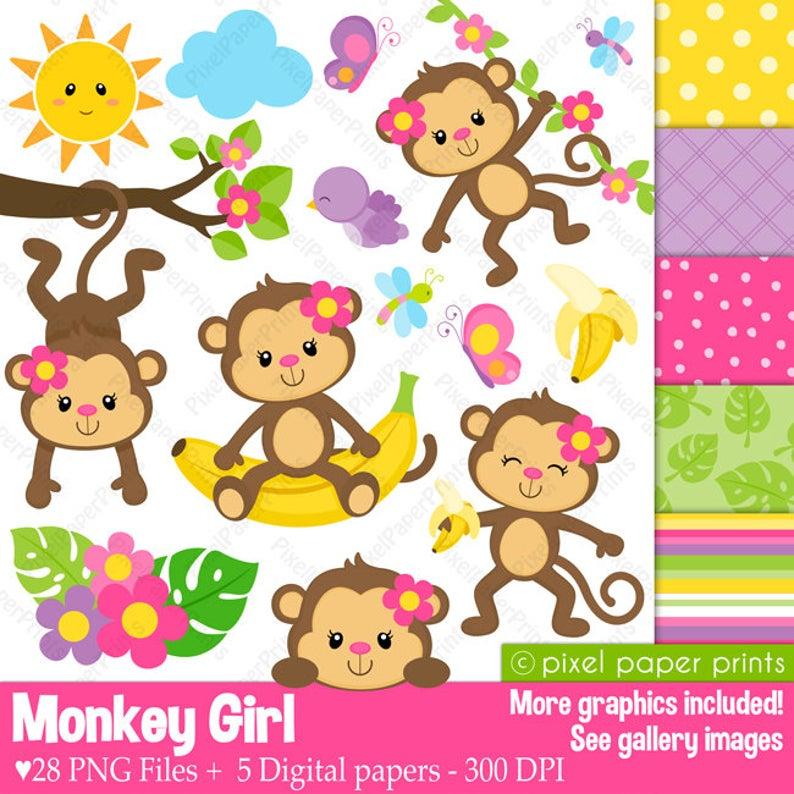 Monkey Girl.