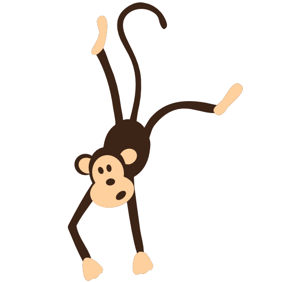Free Monkey Graphics, Download Free Clip Art, Free Clip Art.