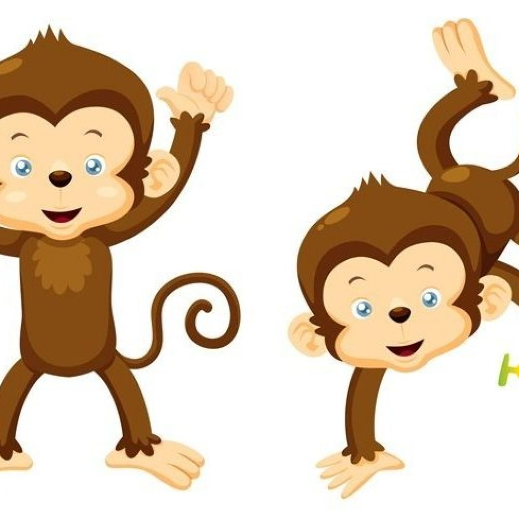 Hanging Monkey Clipart Free Download Clip Art.