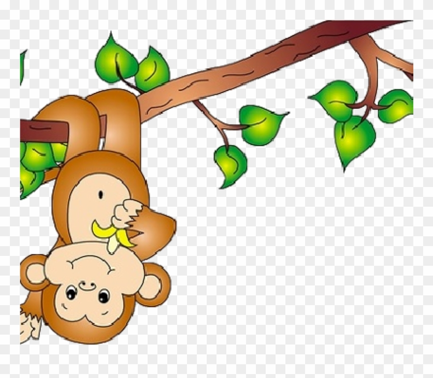 Clipart Monkey 10 Cross Black And Cute.