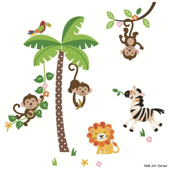 Free Pictures Of Monkeys In Trees, Download Free Clip Art.