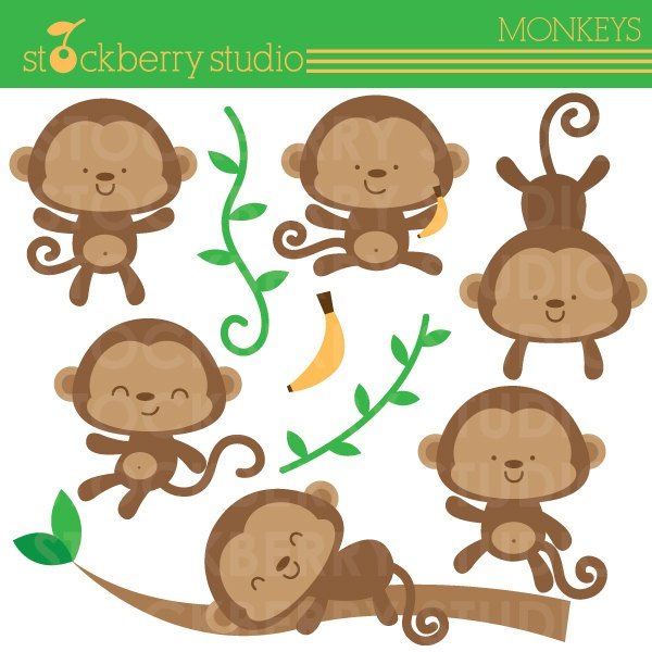 17 Best images about Lacey's Little Monkey Jungle Baby Shower on.