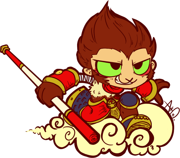 The Monkey King.