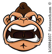 Monkey king Clipart EPS Images. 452 monkey king clip art vector.