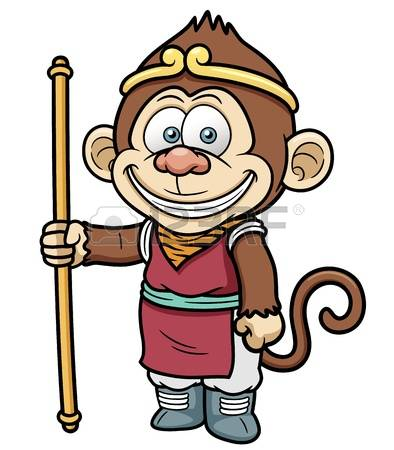 1,067 Monkey King Cliparts, Stock Vector And Royalty Free Monkey.