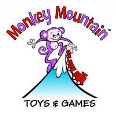 Monkey Mountain Toys (@MonkeyMtnToys).