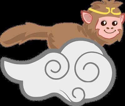 Baby, Monkey.