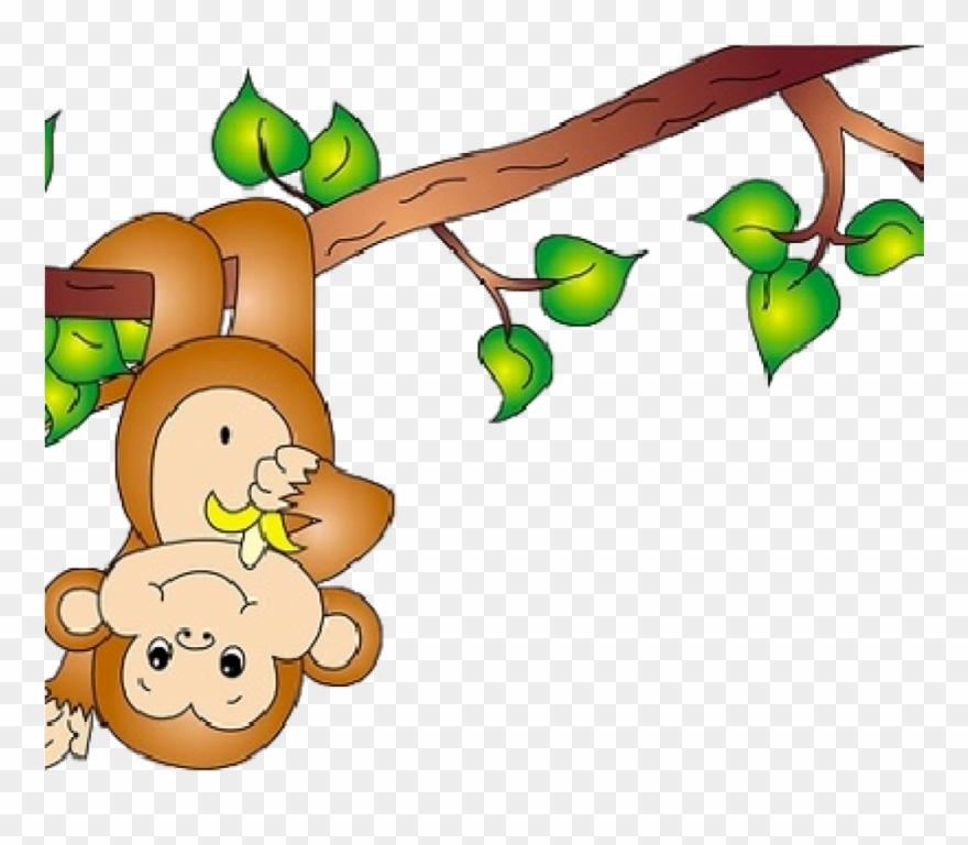 Clipart Monkey 10 Cross Black And Cute.