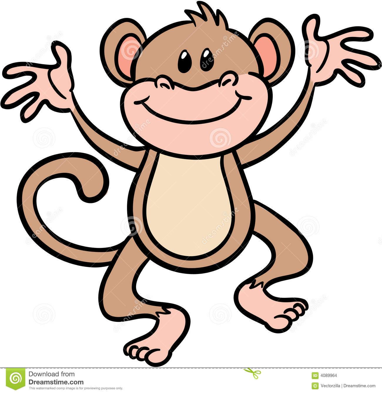 Chimpanzee Stock Illustrations.