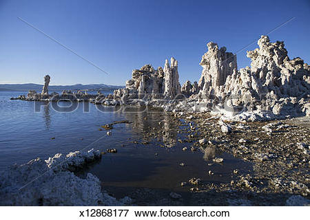 Picture of Mono Lake x12868177.