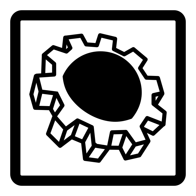 Sql Login Clipart Icon PNG.
