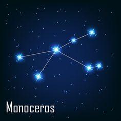 Constellation Monoceros.