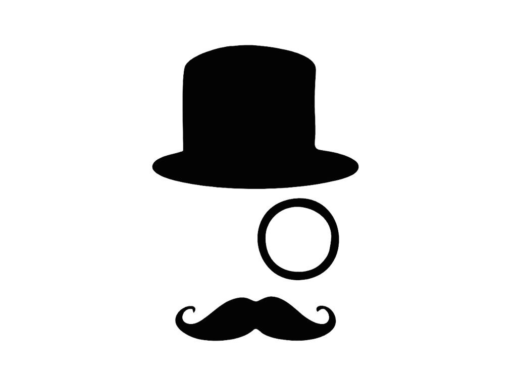 Monocle clipart - Clipground