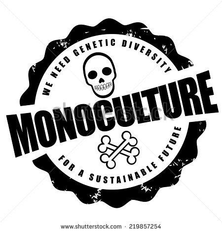 Monocultures Stock Photos, Royalty.