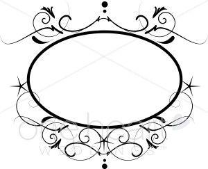 Free Monogram Clip Art.