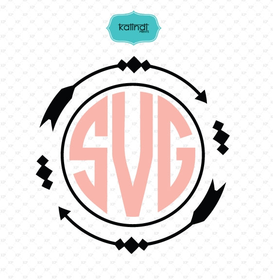 Arrow SVG, Arrow SVG monogram, arrow svg file, Arrow Monogram frames, arrow  frame svg, arrow font svg, arrow, arrow clipart.