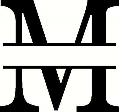 Letter m monogram clipart 2 » Clipart Portal.