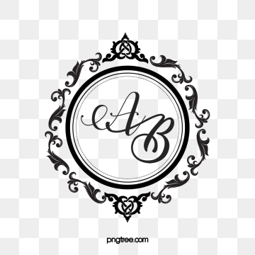 Monogram PNG Images.