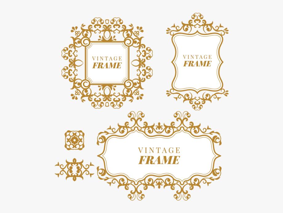 Monogram Frames Png.