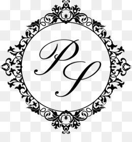 Monograma fundo png & imagem png.