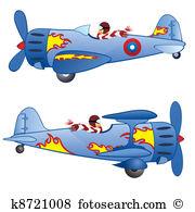 Monoplane Clipart Royalty Free. 47 monoplane clip art vector EPS.