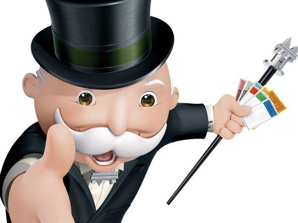 Build Your City in Monopoly Streets for Playstation 3.