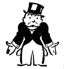 Monopoly 20clipart.