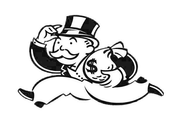 Best Monopoly Clip Art #18462.