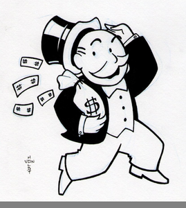 Monopoly Clipart Free.