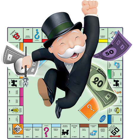 Monopoly banker image clipart images gallery for free.
